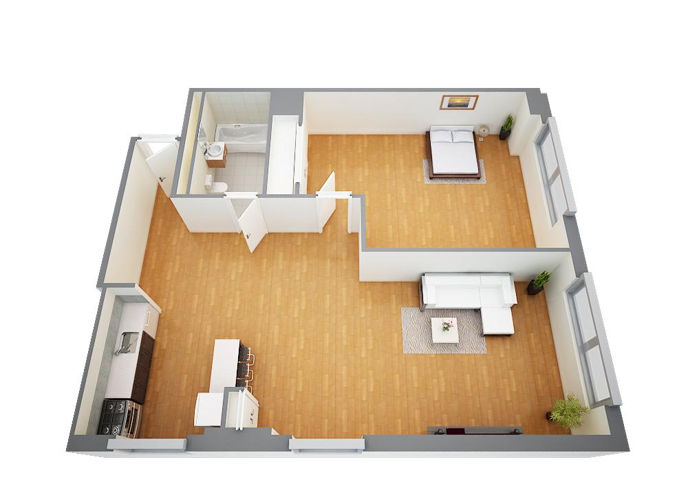 Grand Floor Plans
